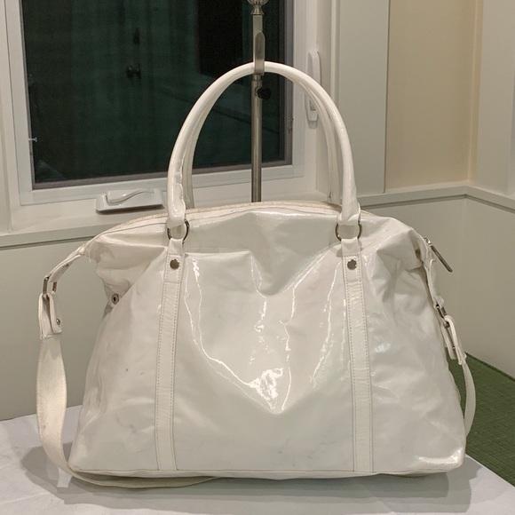 Versace Handbags - Versace Duffle Crossbody Bag